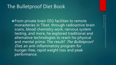 The Bulletproof Diet Book - Lose up to a Pound a Day ...