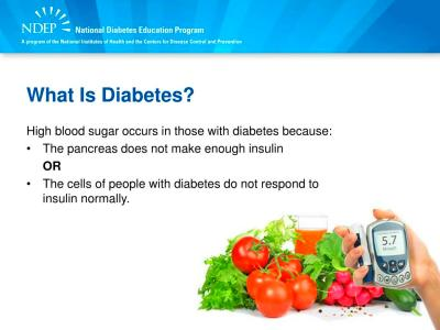 PPT - Working Together to Manage Diabetes: A Toolkit for ...