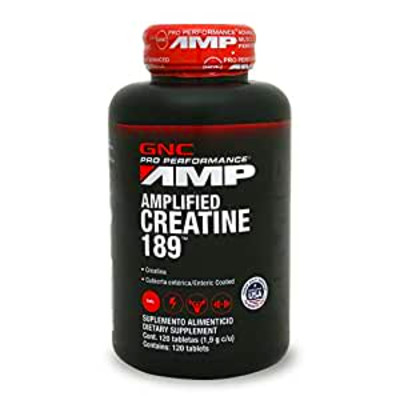 Amazon.com: GNC Pro Performance AMP Amplified Creatine 189 ...