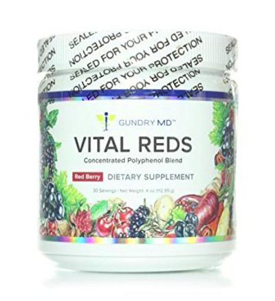 Gundry MD Vital Reds - Concentrated Polyphenol Blend - 34 ...