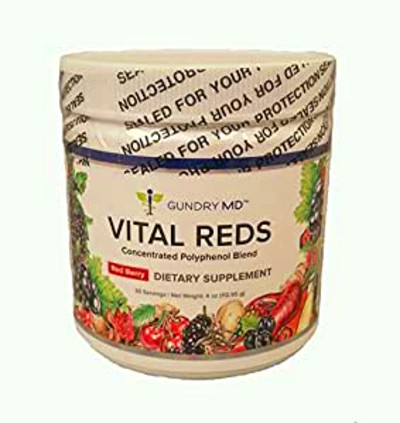 Amazon.com: Gundry MD Vital Reds, 1 Jar: Health & Personal Care