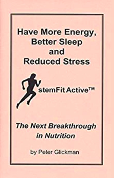 Have More Energy, Better Sleep and Reduced Stress: stemFit ...