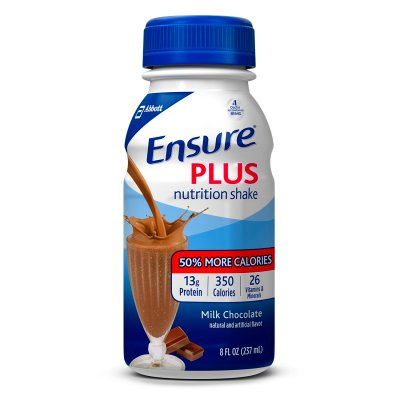 Amazon.com: Ensure Plus Nutrition Shake with 13 grams of ...