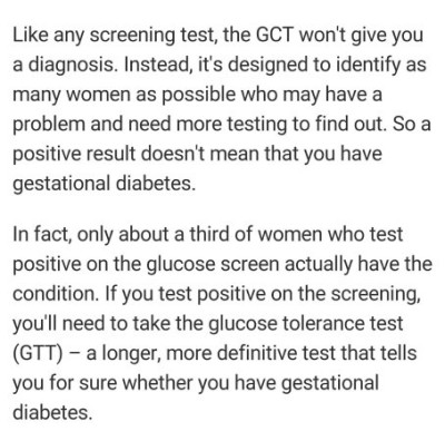 Gestational diabetes, I'm so confused by this... - BabyCenter