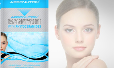 Absonutrix Radiant Youth with Phytoceramides Anti-Aging Patches Deal ...