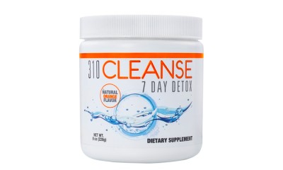 310 Cleanse 7-Day Detox: 310 Cleanse 7-Day Detox