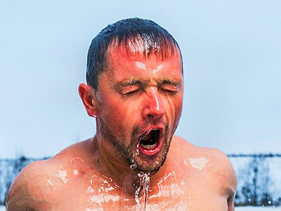 Cold Water Plunge a Natural Remedy for Postop Pain?