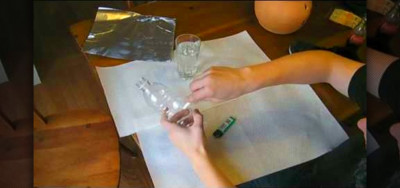 How to Make a water bong with a water bottle ...