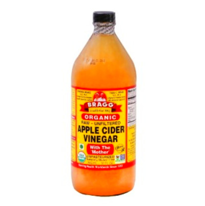Bragg Apple Cider Vinegar, 0.946 L Unflavoured online in India ...