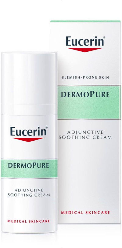 DERMOPURE Adjunctive Soothing Cream   supports medical ...