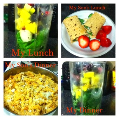 Smoothie Cleanse Jj Smith 10 Day Green Snacks