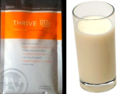 Le-Vel Thrive Shake Mix | Le-Vel Mission to Thrive for better Health