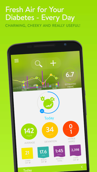 mySugr Diabetes Logbook - Android Apps on Google Play