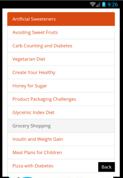 Diabetes - Diabetes Diet Tips - Android Apps on Google Play