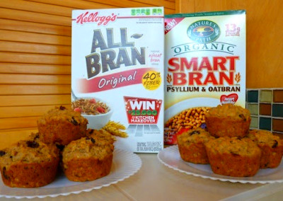 Foods For Long Life: The Best Vegan Bran Muffin Recipe ...