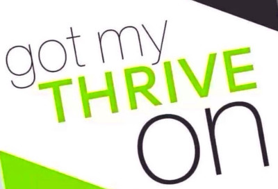 Product testing: 3 day sample of THRIVE!