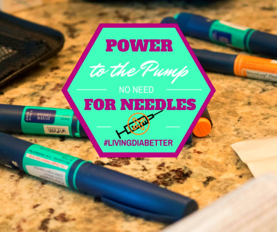 Power to the Pump: No Need for Needles – livingdiabetter