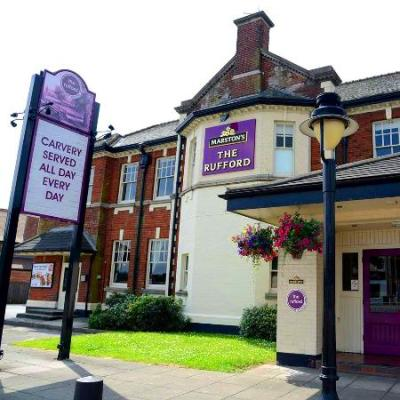 Worst carvery ever! - Review of The Rufford, Mansfield ...