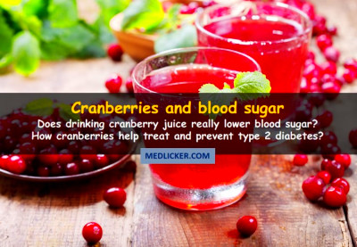 Do cranberries really lower blood sugar?