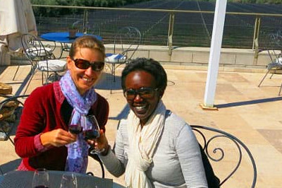 Traveler Tuesday – Claire and Rosemary of Authentic Food ...