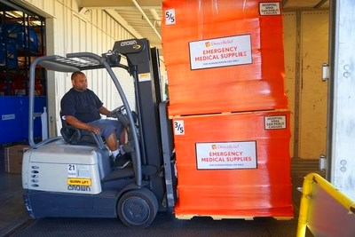 Direct Relief to Airlift 76 Tons of Medicine and Medical ...