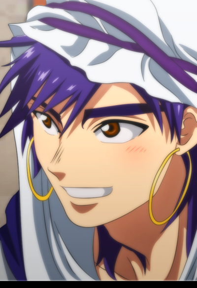 Magi the labyrinth of magic Sinbad by NarutoRenegado01 on ...