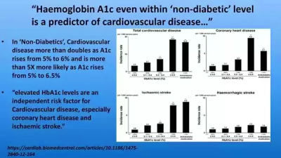 Is the A1C a good indicator of your risk of complications ...