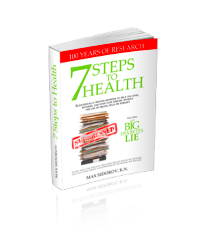 7 Steps To Health And The Big Diabetes Lie Success Stories ...