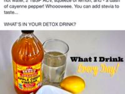 JJ Smith diet/exercise/snack tips on Pinterest | Apple Cider Vinegar ...