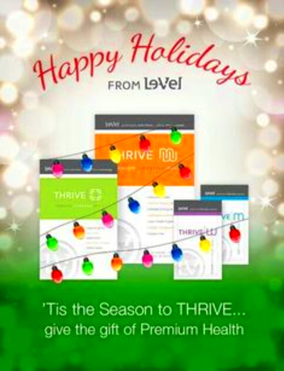 ... more level thrive start 2015 merry christmas le vel thrive products