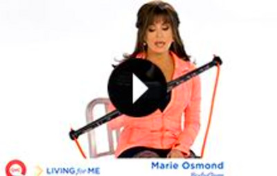 TJ Buxton, Mindy Buxton, Marie Osmond, and Stacey Stauffer ...