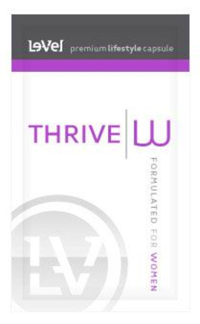 ... LeVel Thrive W works, if there are any side effects from LeVel Thrive