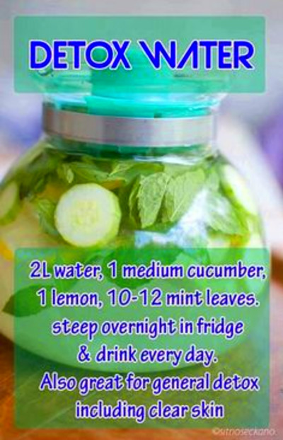 Fitness on Pinterest | Detox Drinks, Dr Oz and Detox