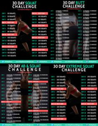 JJ's 30-Day Abs Challenge. JJSmith. JJ Smith. | Work It ...