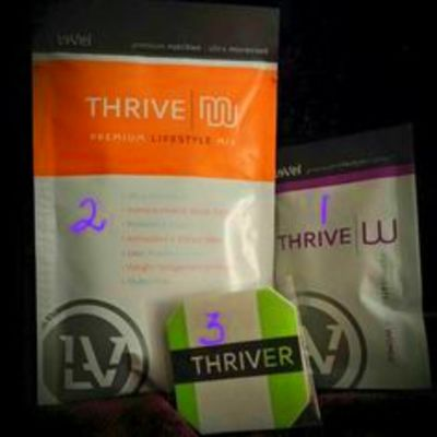 ... thrive #energy sign up as a free customer www.kspindle.le-v... More