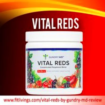 On the contrary Vital Reds By Gundry MD works on the principle of ...