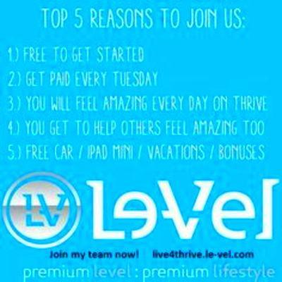 le vel thrive 8 week experience http www thrivinintejas le vel com