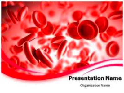 blood red PowerPoint template quickly and affordably. Download blood ...