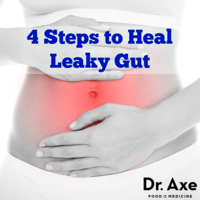 4 Steps to Heal Leaky Gut and Autoimmune Disease - Dr Axe ...