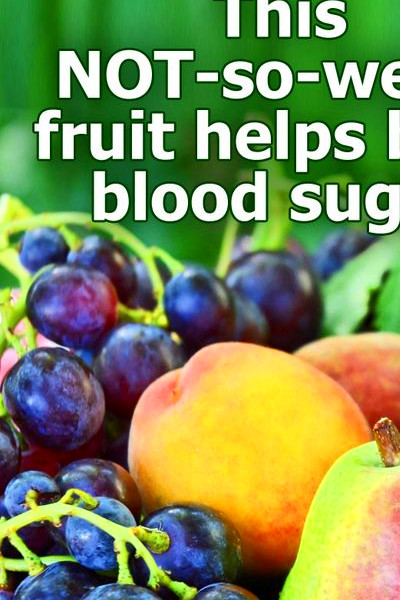 Grapes: The NOT-so-weird fruit that helps bust blood sugar ...