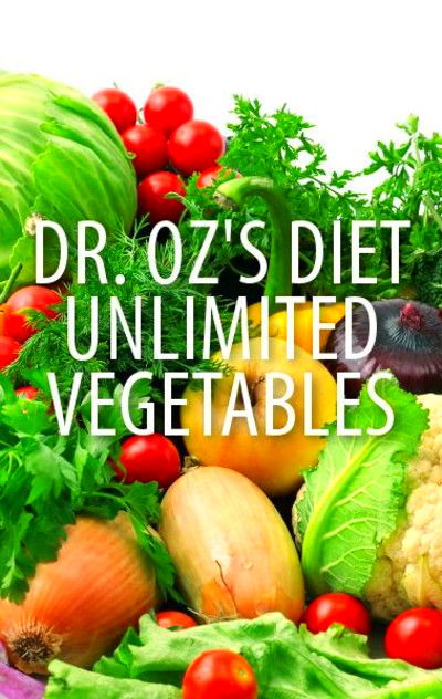 Dr oz diet, Dr oz and Diet on Pinterest