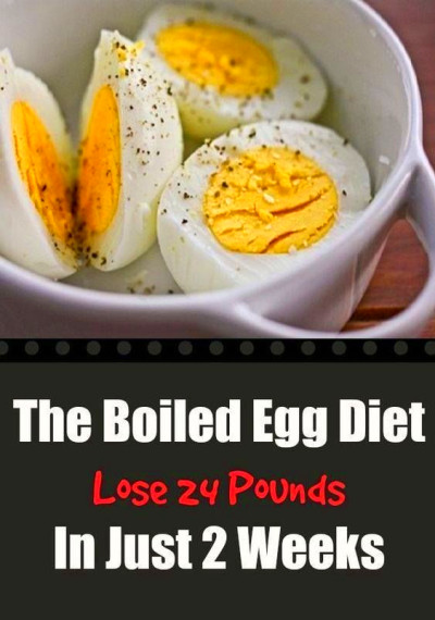 Boiled Egg Diet Plan You Can Lose 11 kg In Two Weeks | Eggs, Wells and ...