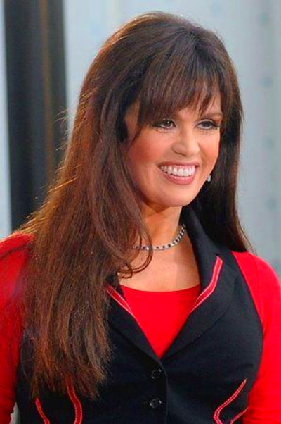 marie osmond hairstyles feathered layers | Marie Osmond ...