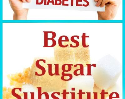 There are lots of sugar alternatives and substitutes so what is the best sugar substitute for ...
