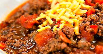 3-alarm chili for people with type 1 diabetes or type 2 ...
