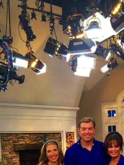 Marie with Steve on QVC for body gym | Marie Osmond | Pinterest | QVC ...