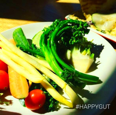 "Going Meat-less for a Happy Gut! ""The World Health ..."