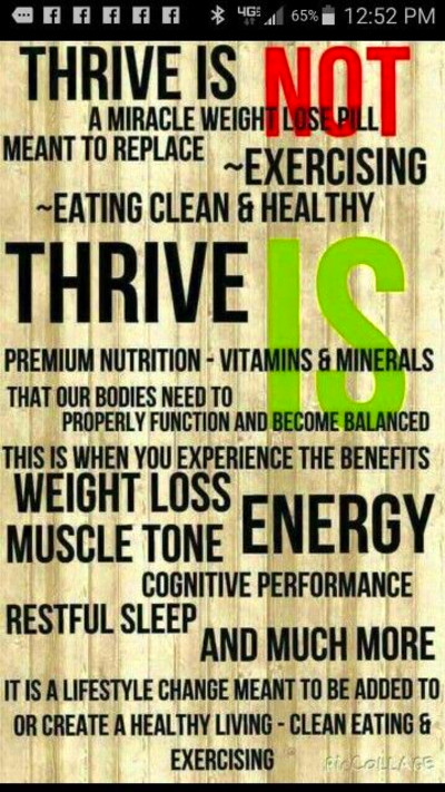 105 best images about I LOVE Thrive!!!!!! on Pinterest ...