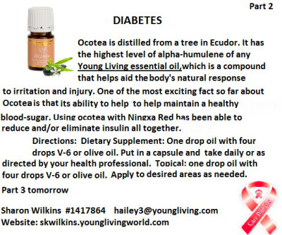 28 best images about Diabetes on Pinterest | Blood sugar, Essential oils and Massage therapy