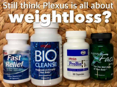 Gut health is key!! Message me for more info! www.plexusslim.com ...